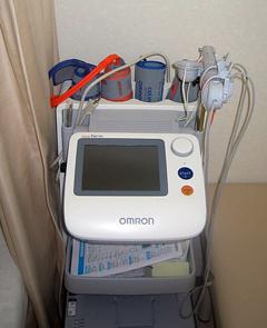 血圧脈波装置